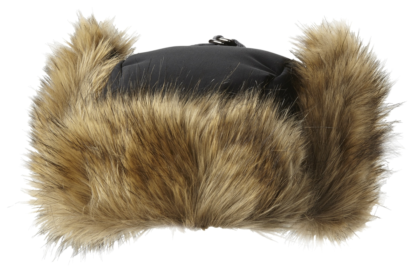 Columbia Arctic Tundra Trapper Hat Black-30