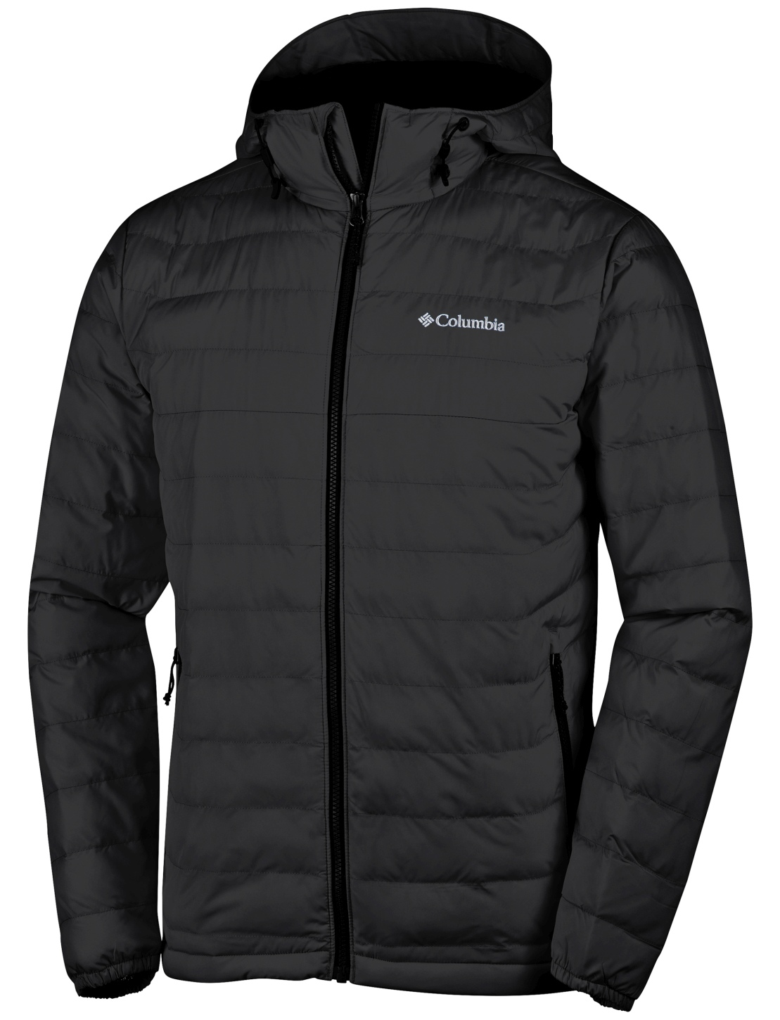Columbia Men's Powder Lite Hooded Jacket Black-30