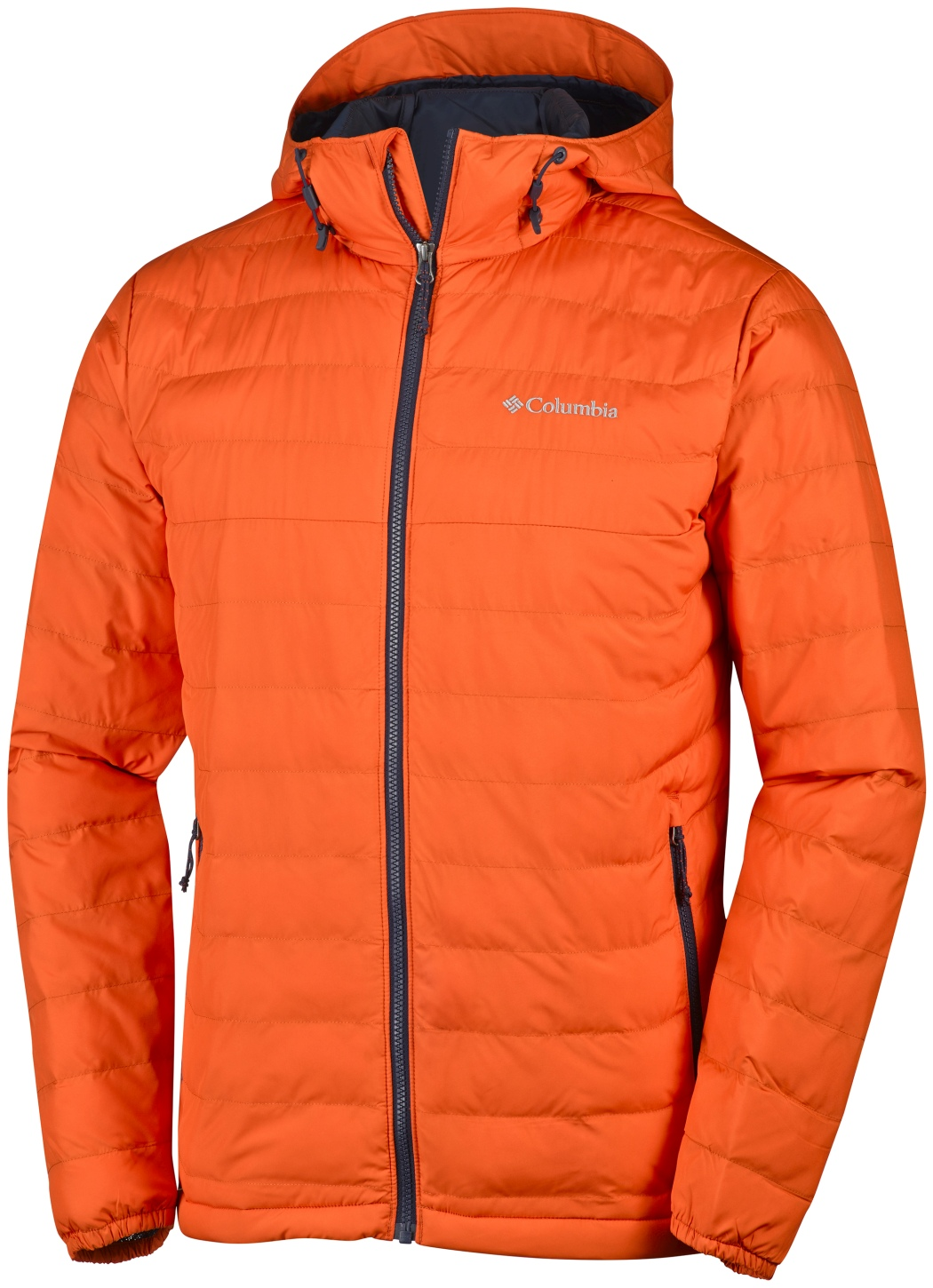 Columbia Powder Lite Kapuzenpulli für Herren Tangy Orange-30