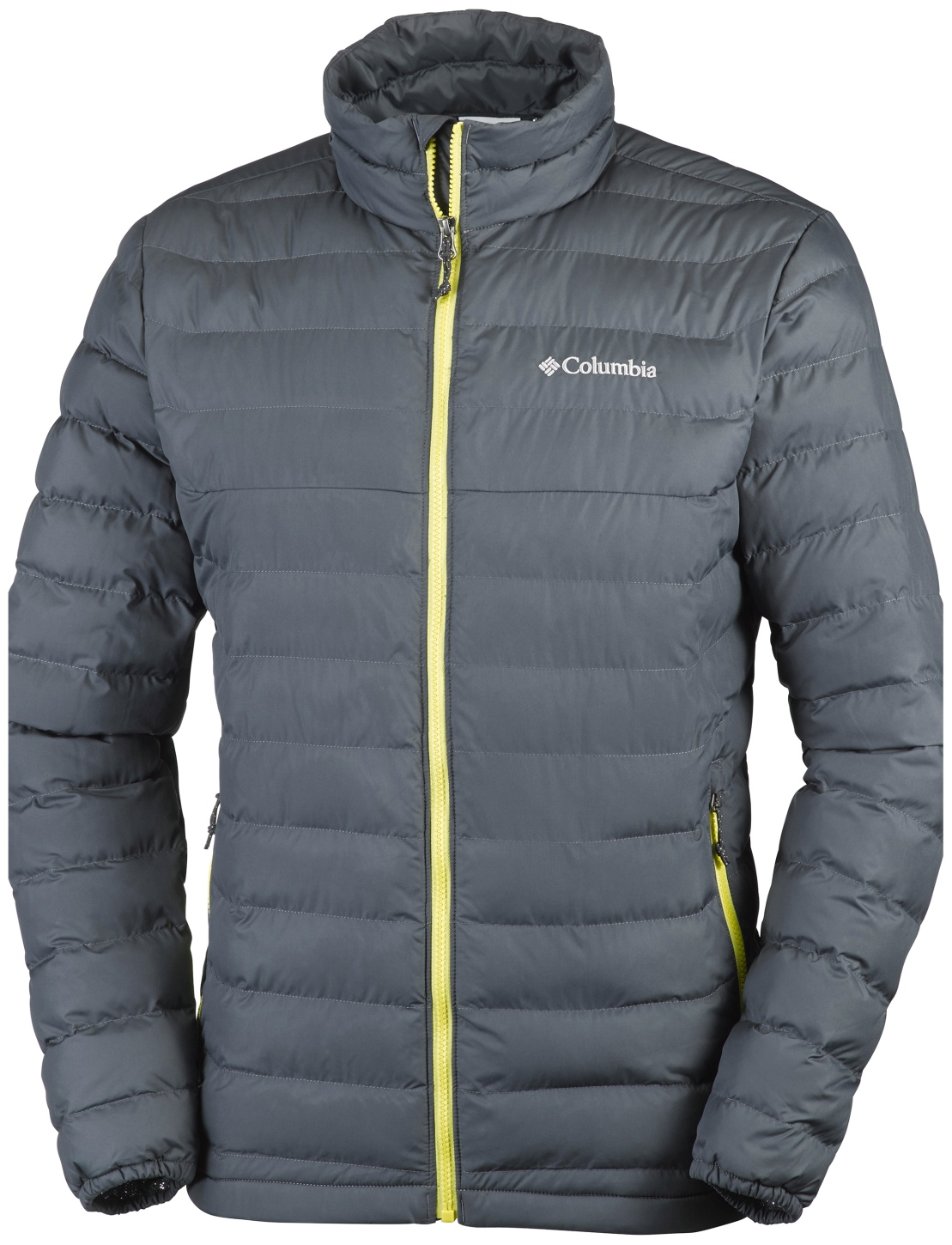 Columbia Men's Powder Lite Hooded Jacket Graphite-30