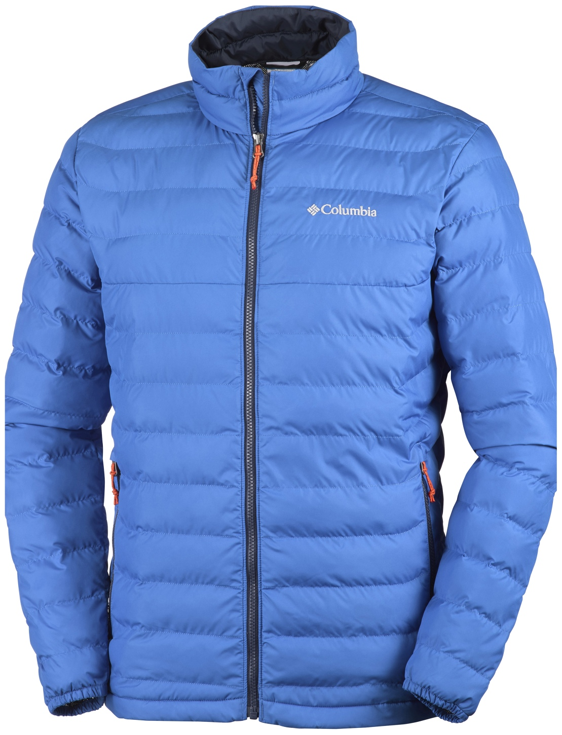 Columbia Men's Powder Lite Hooded Jacket Super Blue-30