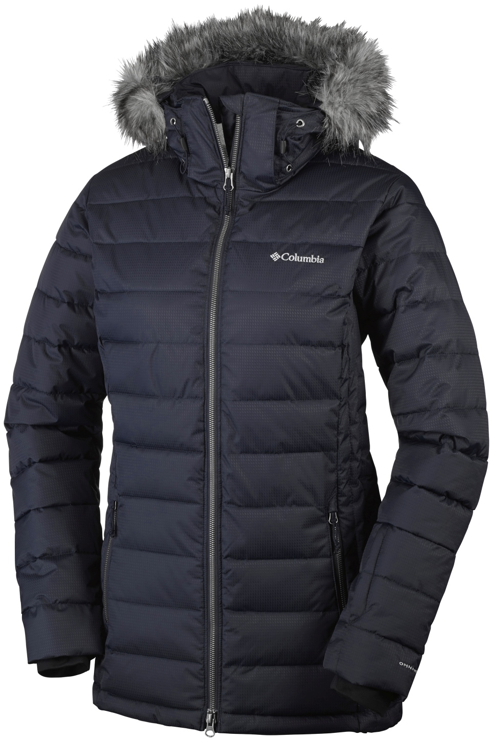 Columbia Women's Ponderay Ski Jacket Abyss-30