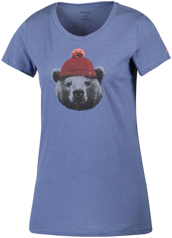 Columbia Women's UnBearable T-Shirt Bluebell-30
