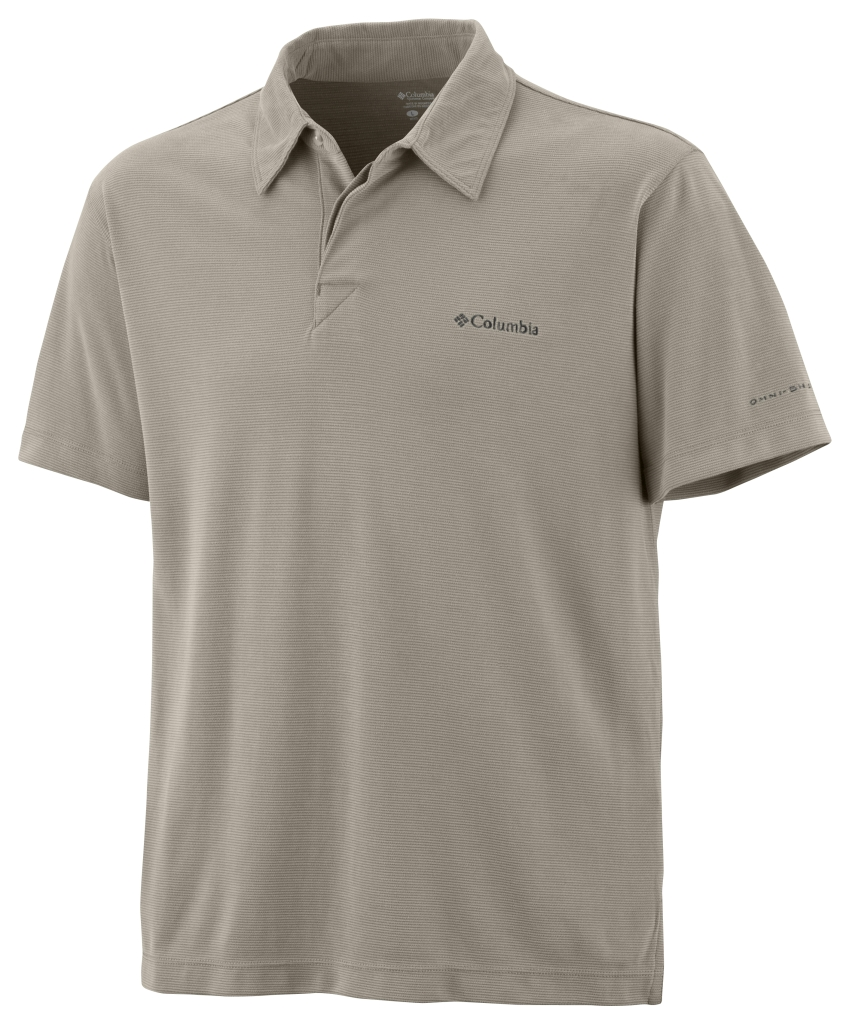 Columbia Sun Ridge Polo Fossil-30