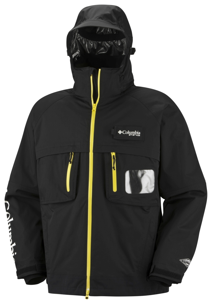 Columbia Gale Warning Parka Black-30