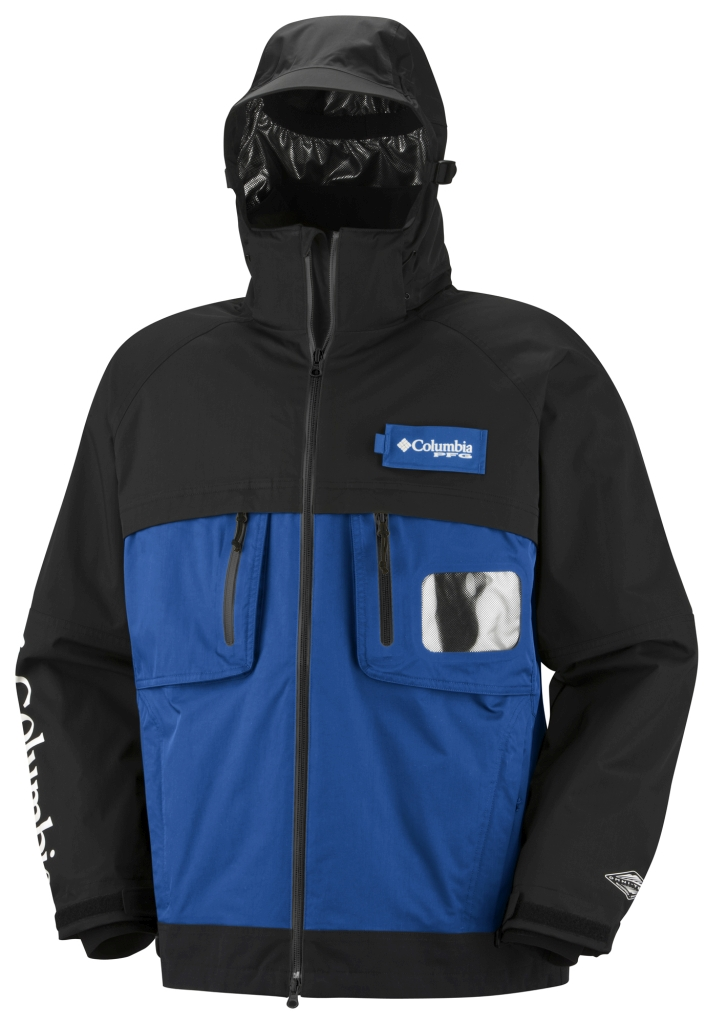 Columbia Gale Warning Parka Azul, Black-30