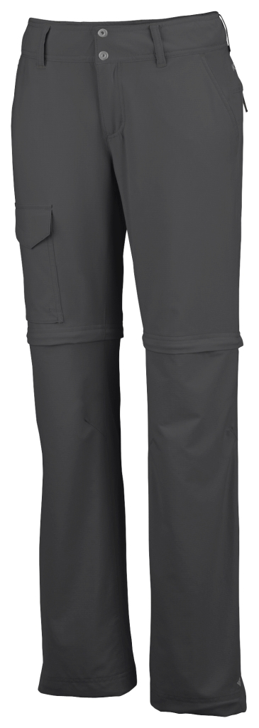 Columbia Women's Silver Ridge Convertible Pant Grill-30