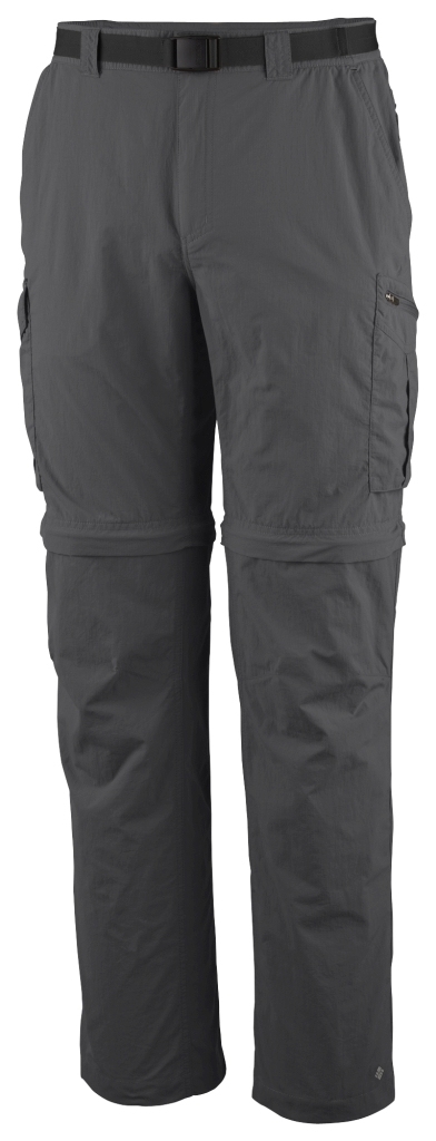 Columbia Men'S Silver Ridge Convertible Pant Grill-30