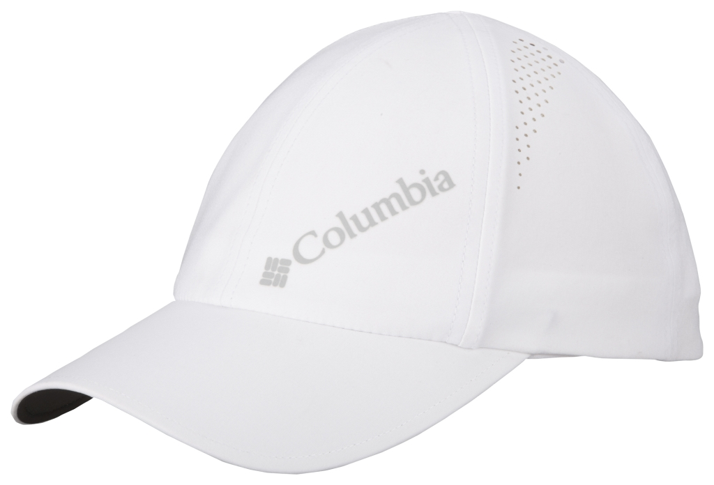 Columbia W Silver Ridge Ball Cap White-30