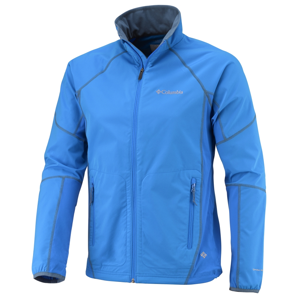 Columbia Sweet As Softshell Hyper Blue-30