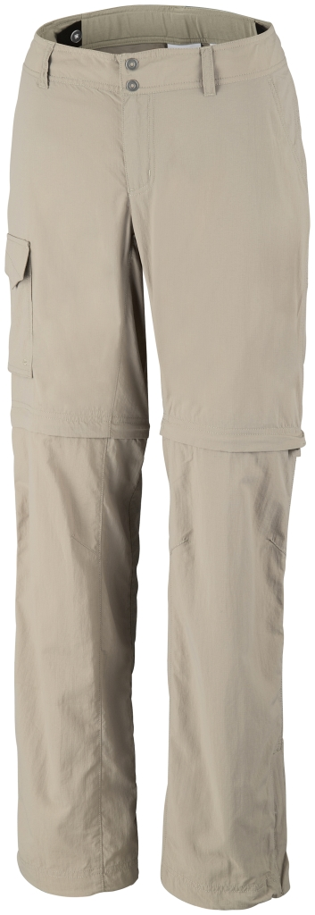 Columbia Women's Silver Ridge Convertible Pant Tusk-30