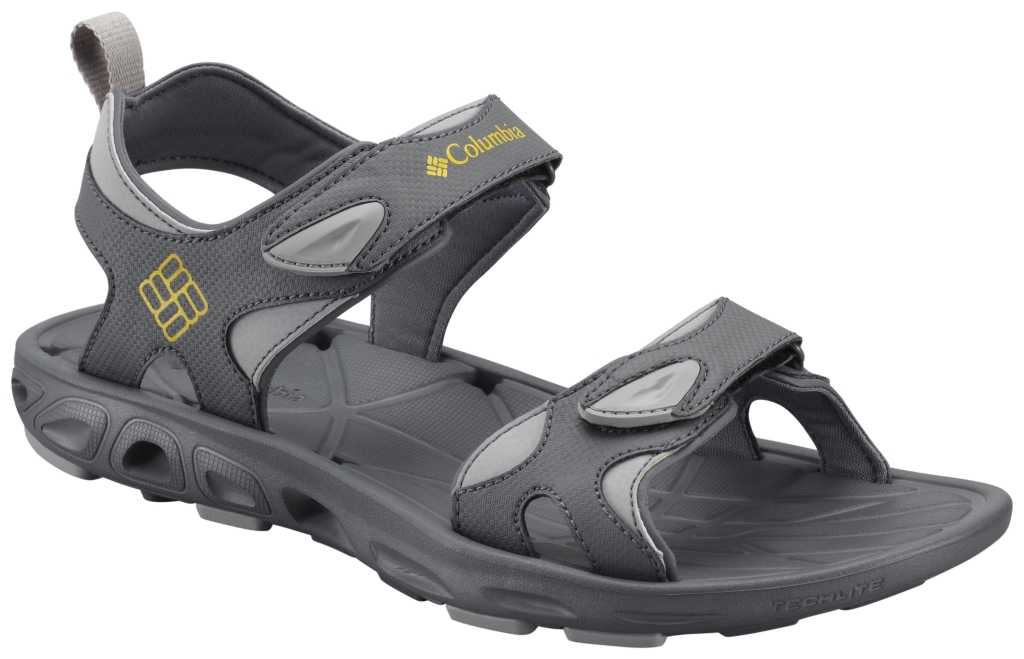 Columbia Techsun Vent Charcoal, Yellow Curry-30