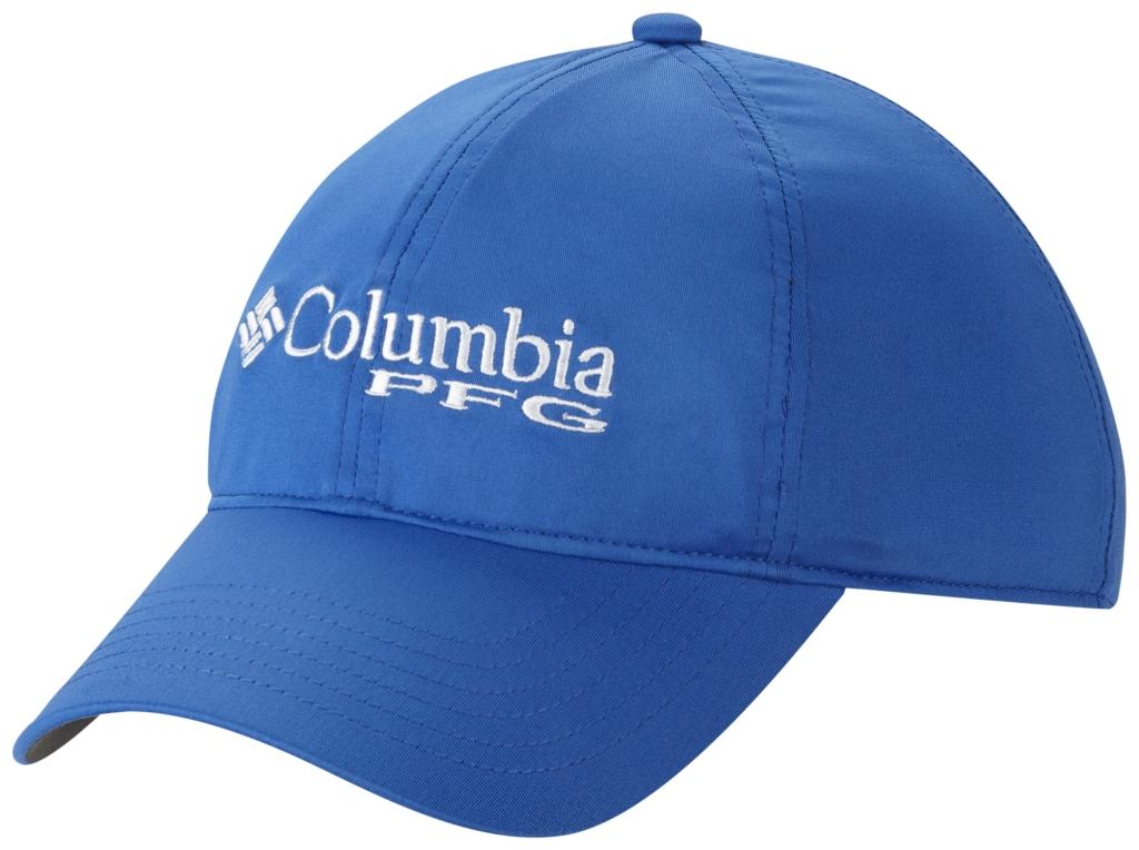 Columbia M Coolhead Ballcap Vivid Blue PFG-30