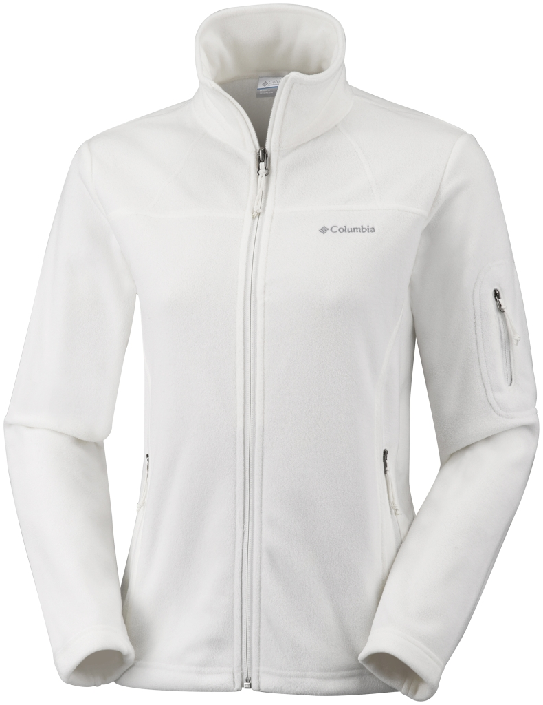 Columbia Women's Fast Trek II Jacket Sea Salt-30