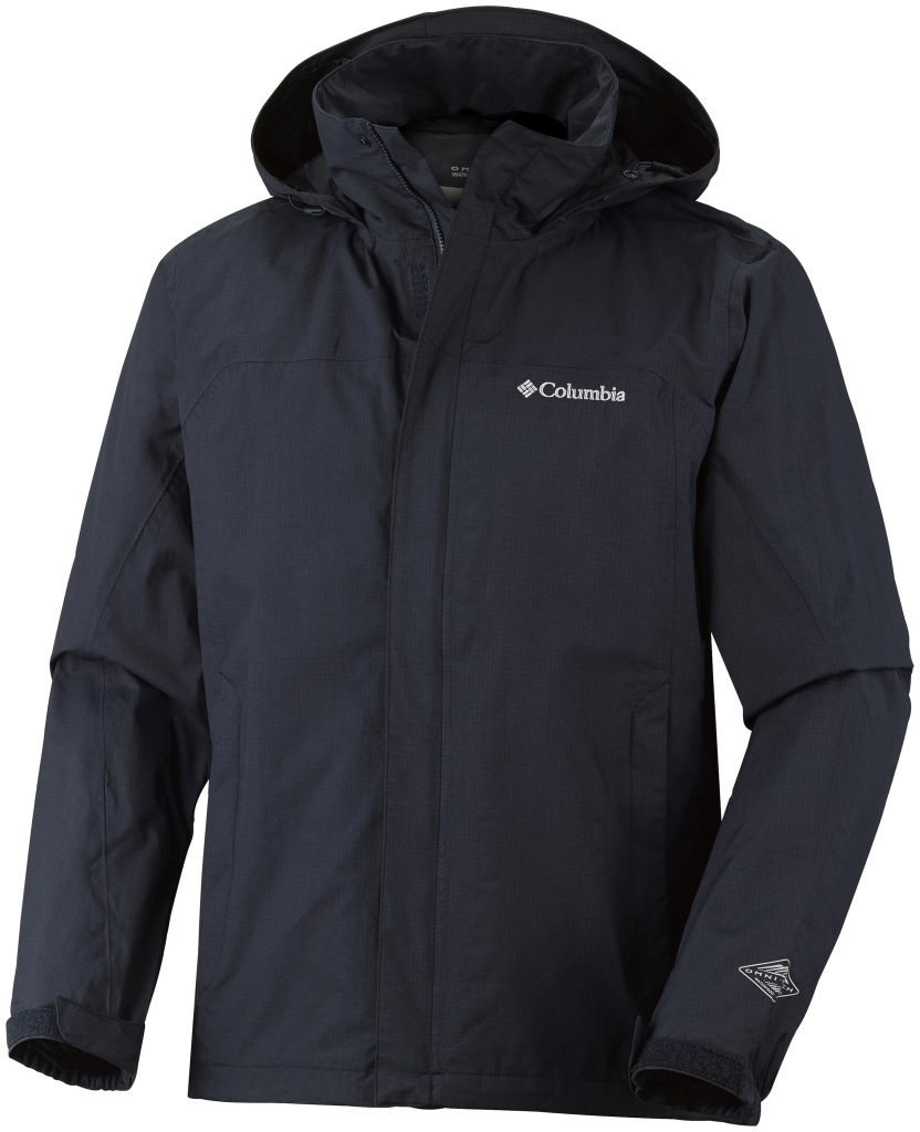 Columbia Men'S Mission Air II Jacket Abyss-30