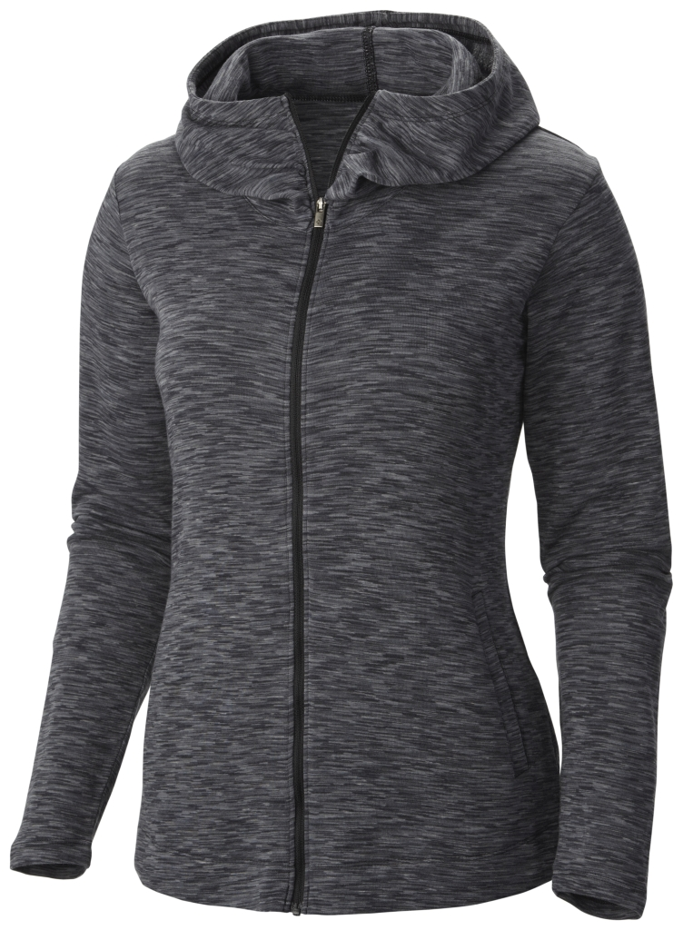 Columbia Outerspaced Full Zip Hoodie Black-30