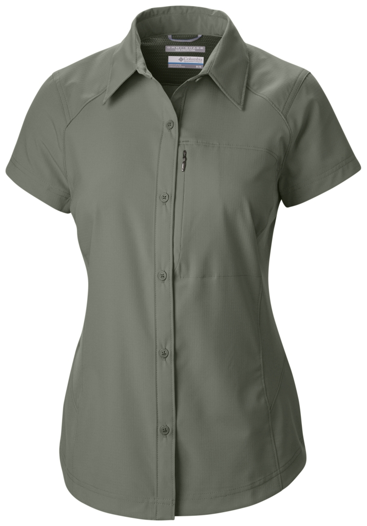 Columbia Silver Ridge Short Sleeve Shirt Cypress-30