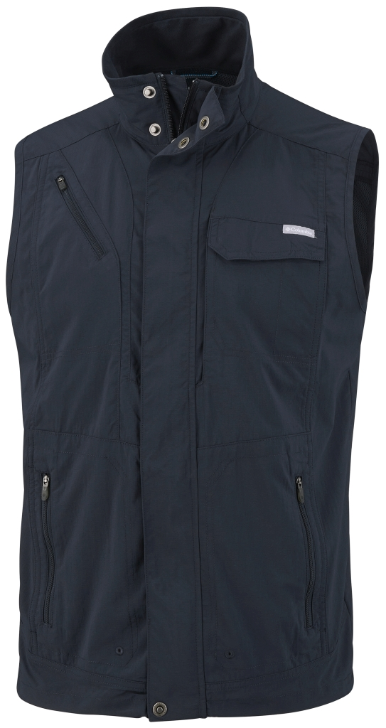 Columbia Silver Ridge Vest Abyss-30
