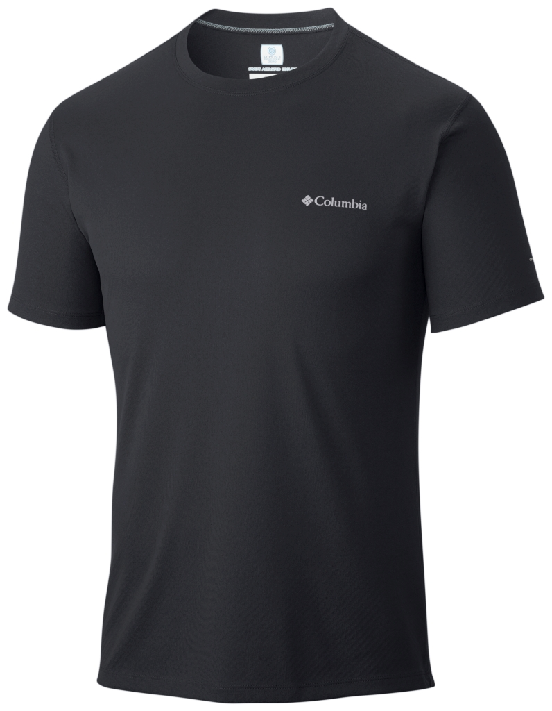 Columbia Zero Rules Short Sleeve Shirt Black-30