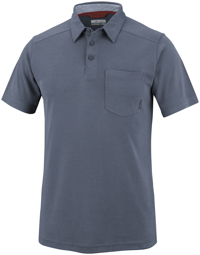 Columbia Sun Ridge II Novelty Polo India Ink-30