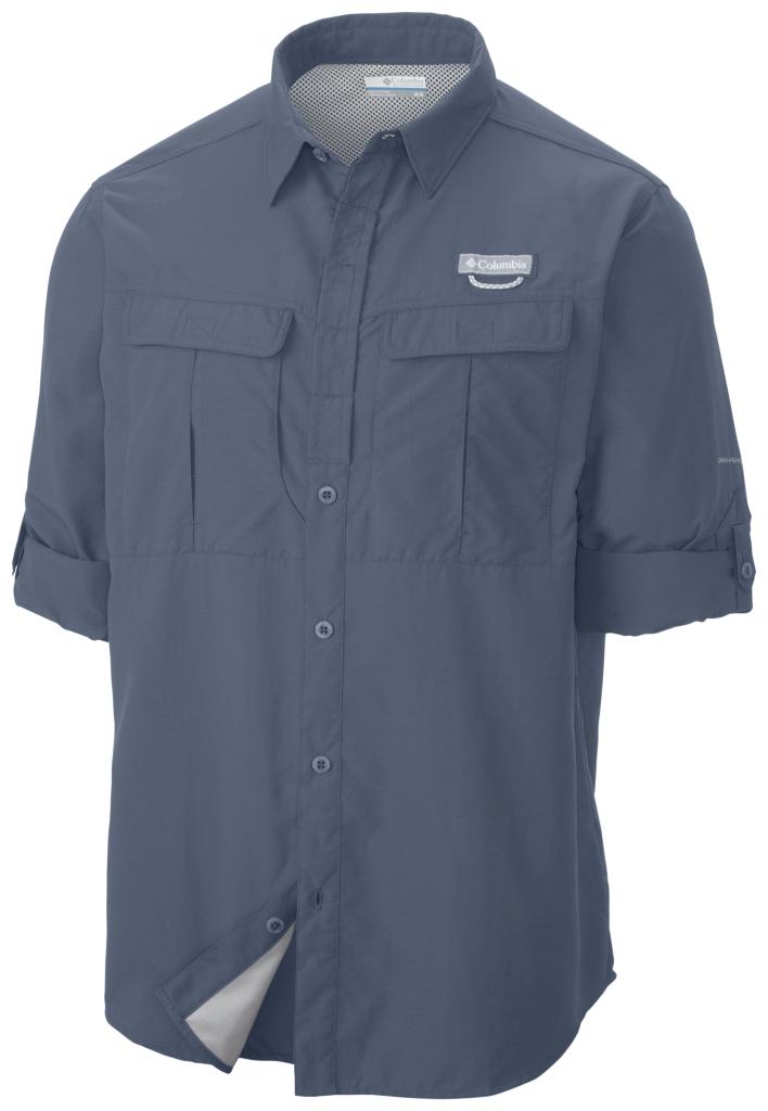 Columbia Cascades Explorer Long Sleeve Shirt Mountain-30