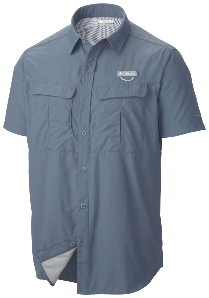 Columbia Cascades Explorer Short Sleeve Shirt Mountain-30