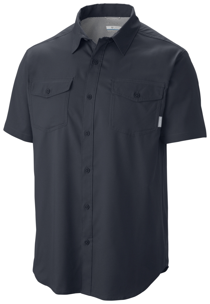 Columbia Utilizer II Solid Short Sleeve Shirt Abyss-30