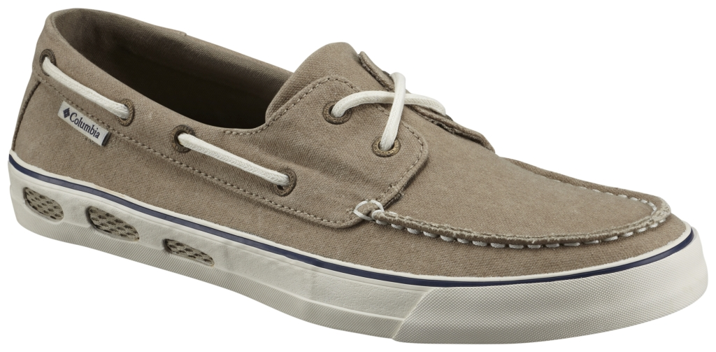 Columbia Vulc N Vent Boat Canvas Silver Sage, Natural-30