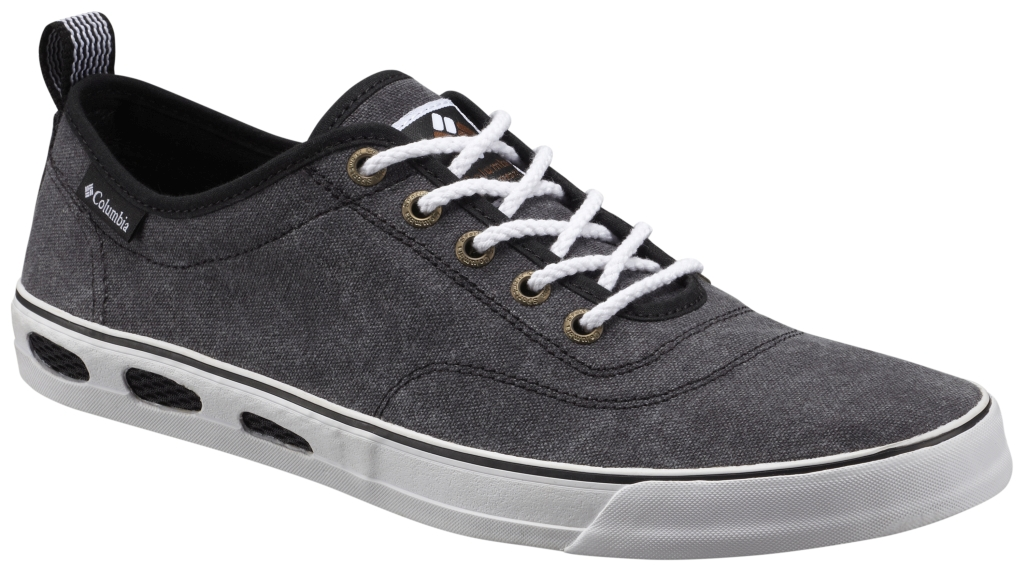 Columbia Vulc N Vent Lace Black, White-30