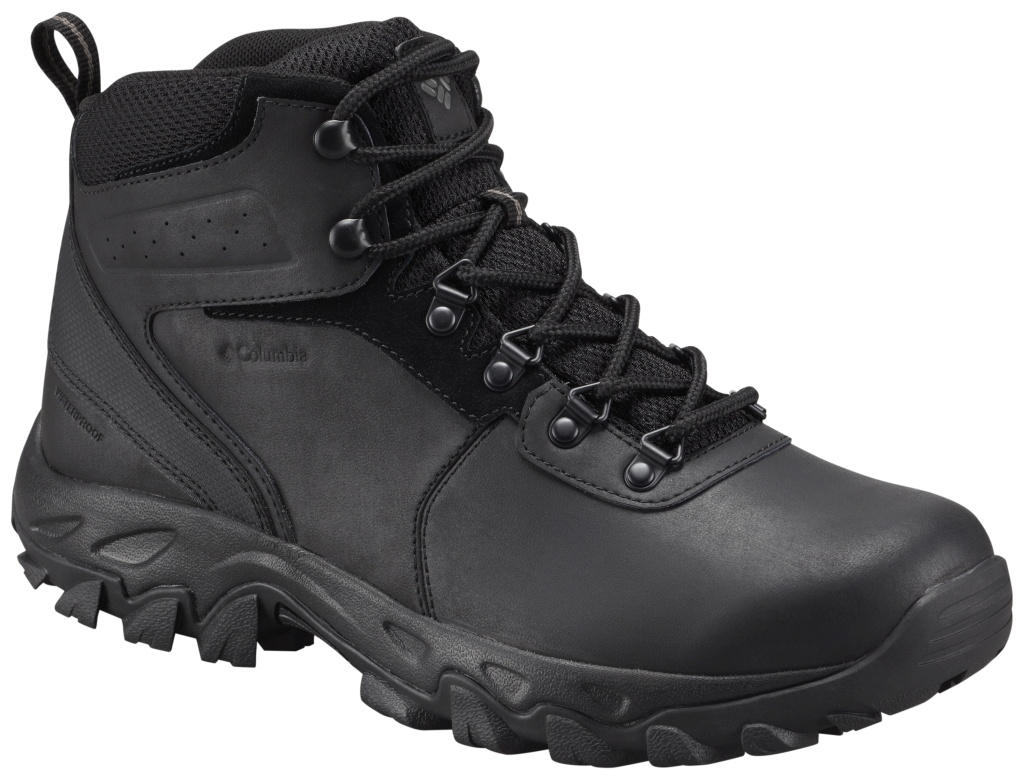 Columbia Men´s Newton Ridge Plus II Waterproof Black Black-30