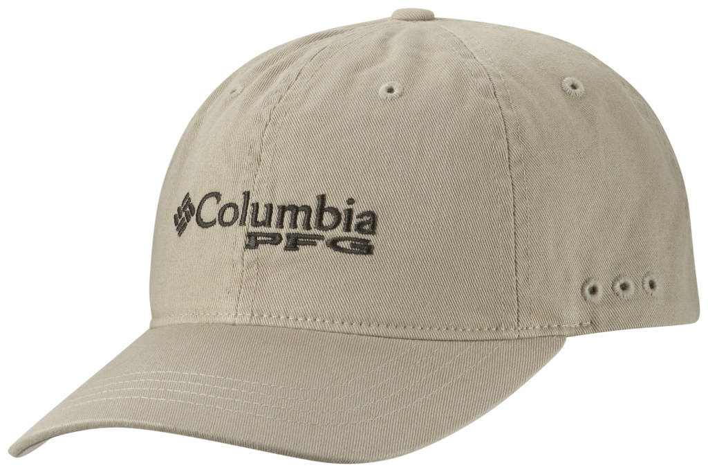 Columbia Pfg Bonehead Ballcap Fossil, Grill-30