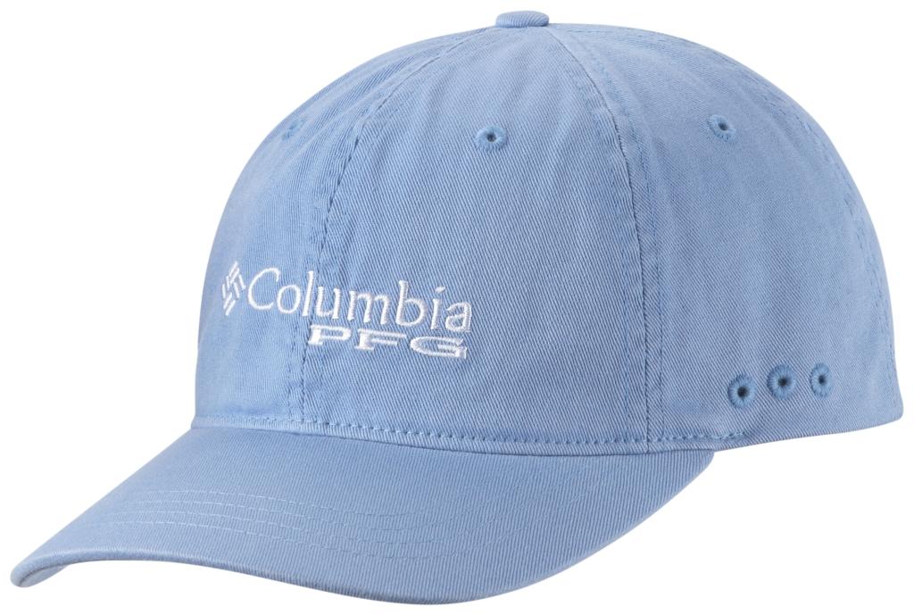Columbia Pfg Bonehead Ballcap White Cap, White-30
