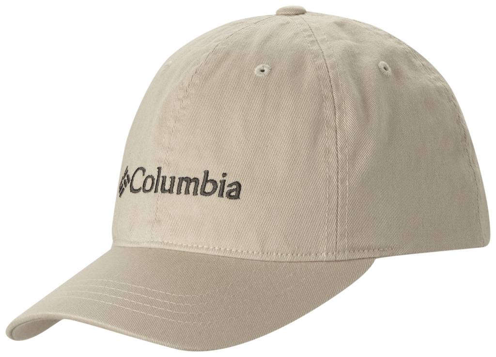 Columbia Columbia Roc Logo Ballcap Fossil, Grill-30