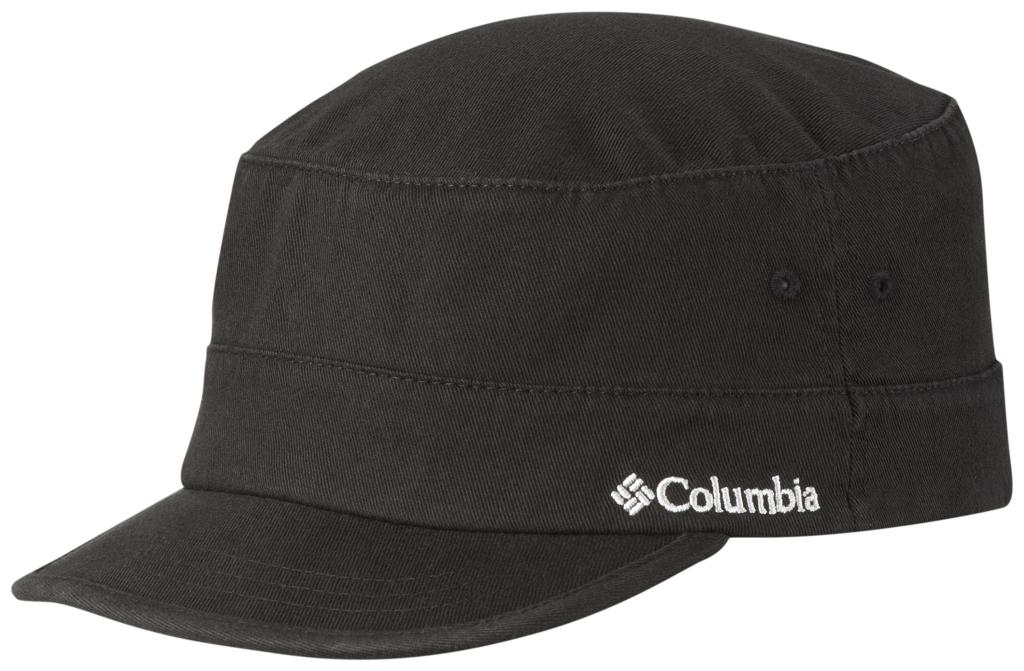 Columbia Columbia Patrol Cap Black, CSC emb-30