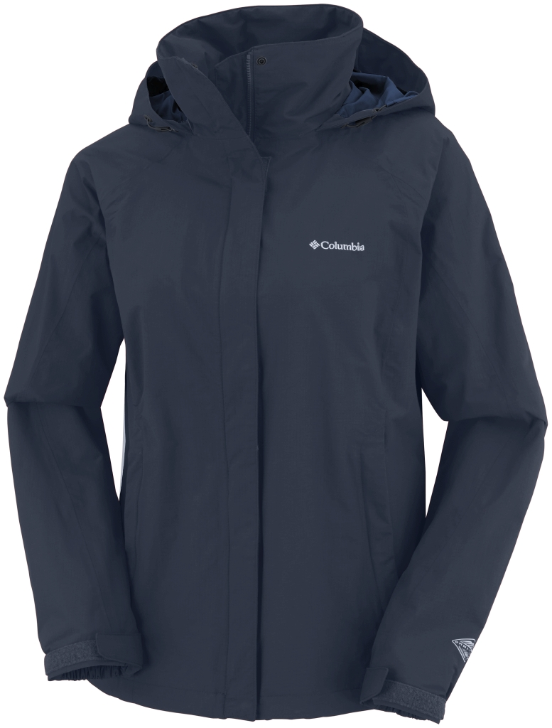 Columbia Women'S Venture On II Jacket India Ink-30