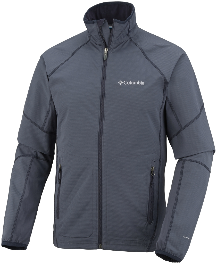 Columbia Sweet As Softshell India Ink-30
