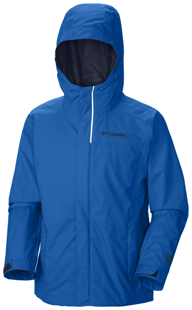 Columbia Watertight Jacket Hyper Blue-30