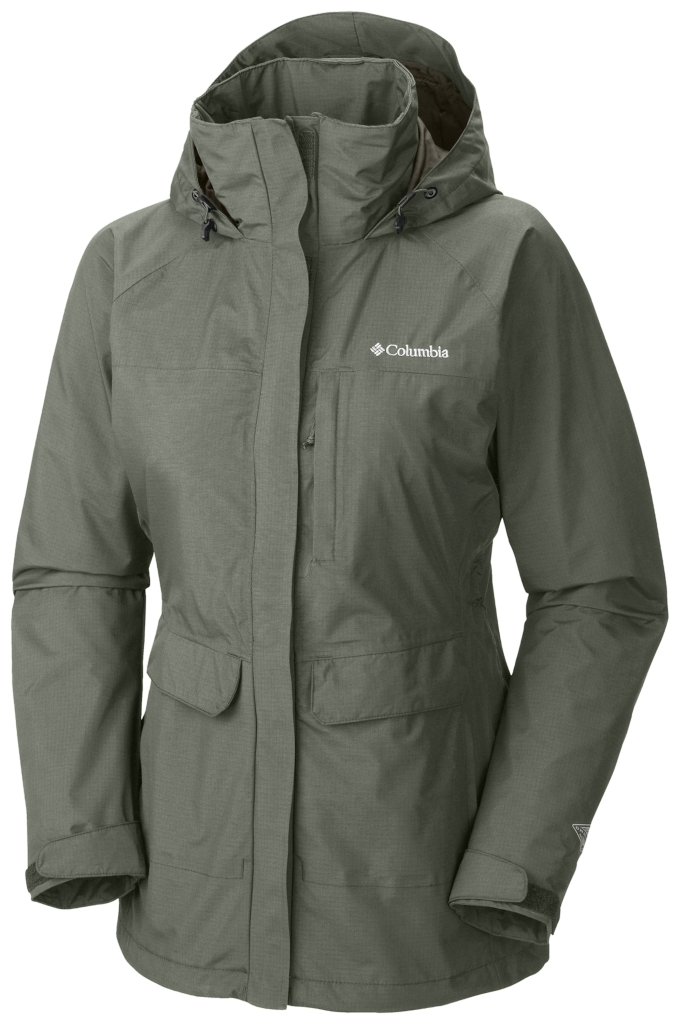 Columbia Longer Miles Jacke Für Damen Cypress-30