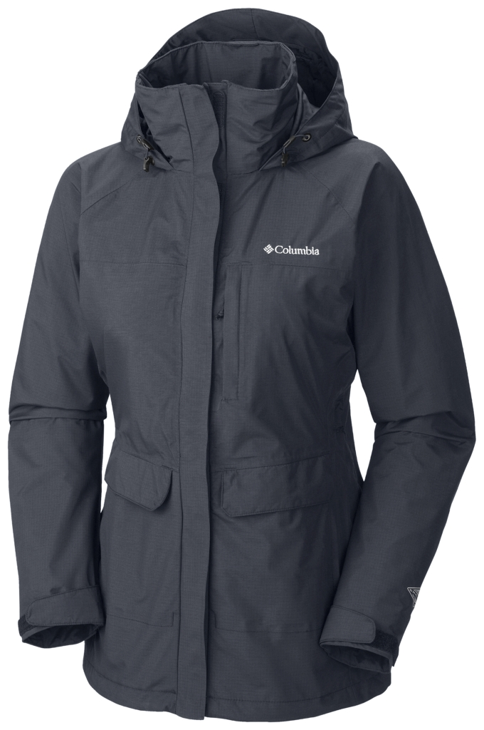 Columbia Women'S Longer Miles Jacket India Ink-30