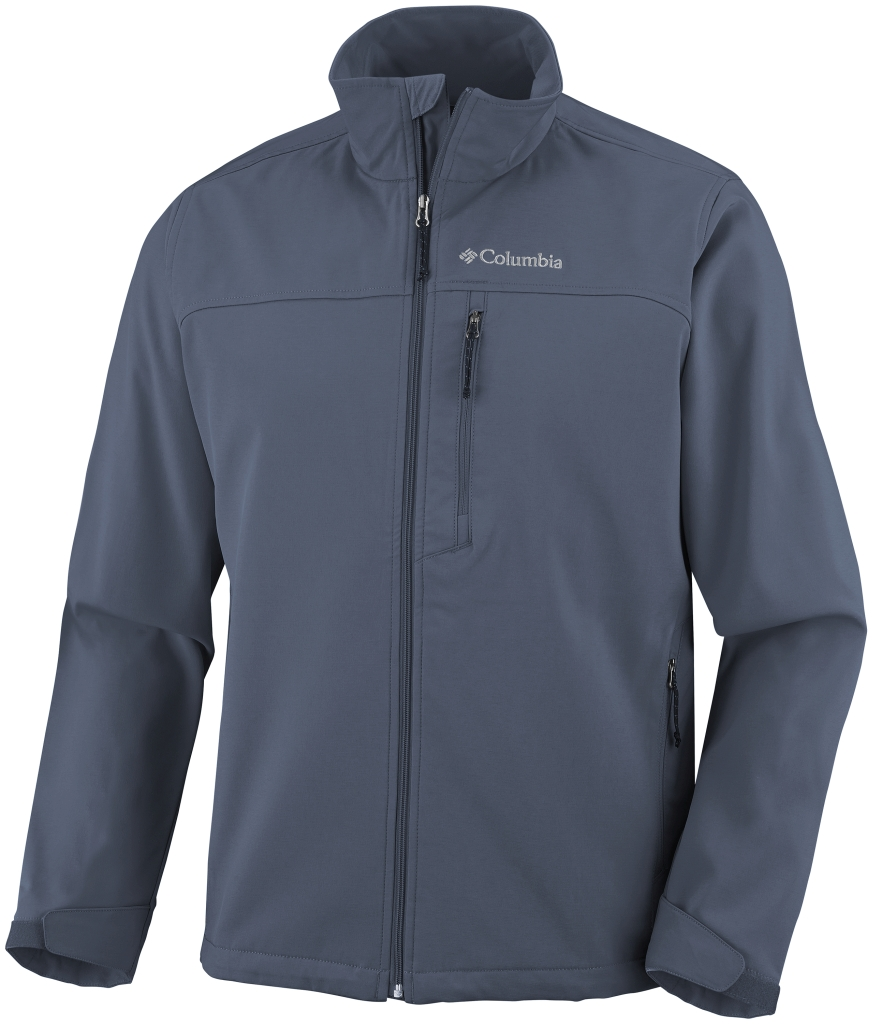 Columbia Jet Stream II Softshell Jacket India Ink-30