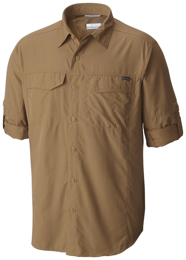 Columbia Silver Ridge Long Sleeve Shirt Delta-30