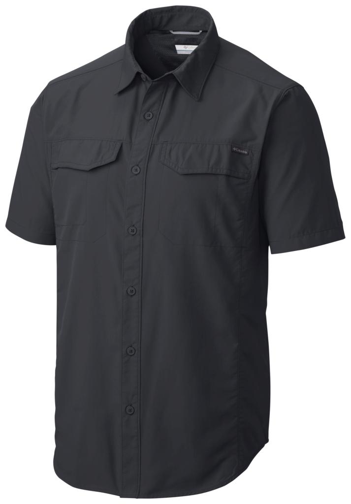 Columbia Silver Ridge Short Sleeve Shirt Black-30
