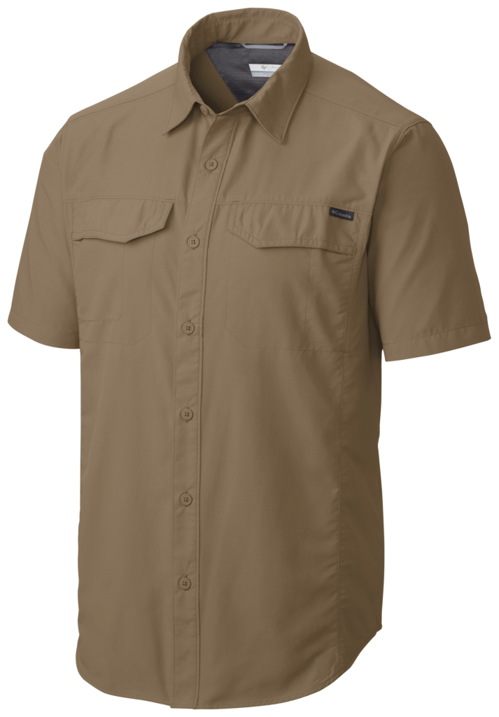Columbia Silver Ridge Short Sleeve Shirt Delta-30