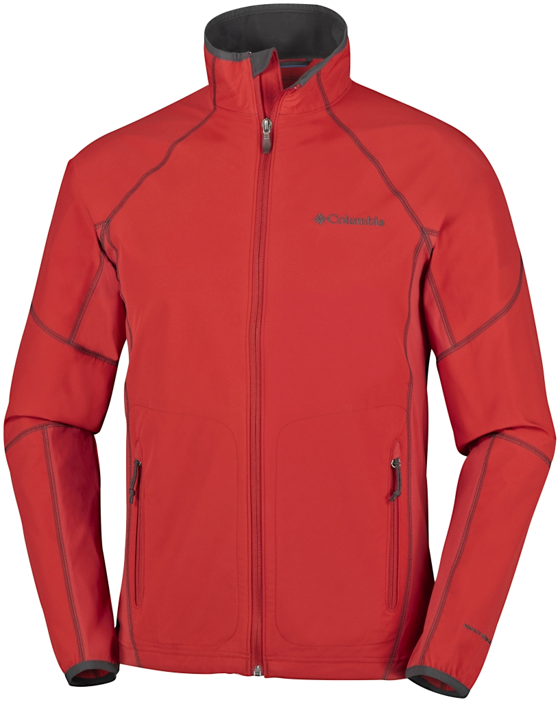 Columbia Sweet As Softshell Super Sonic-30
