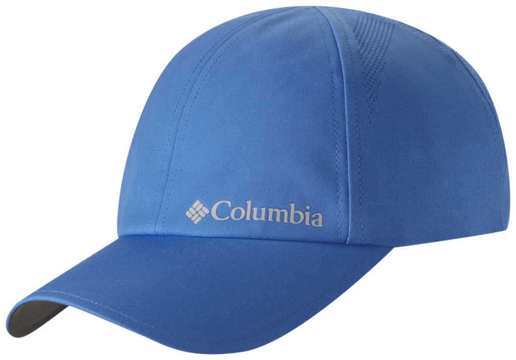 Columbia W Silver Ridge Ball Cap Stormy Blue-30