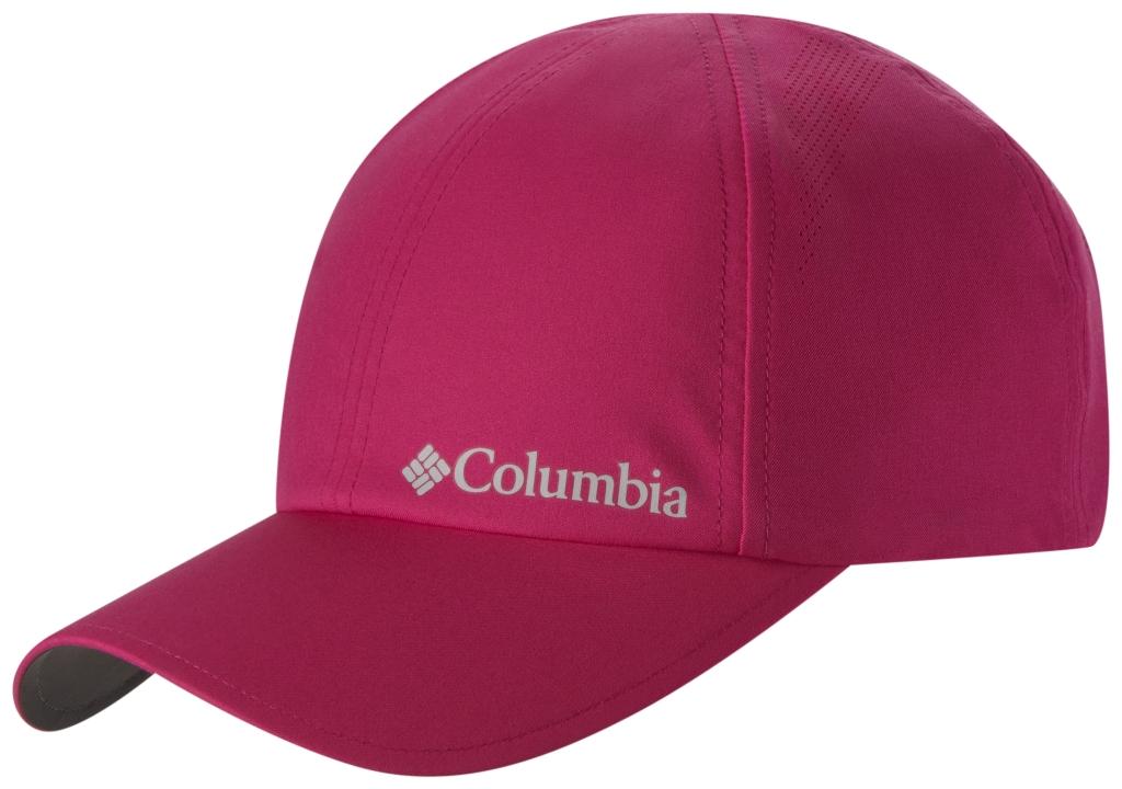 Columbia W Silver Ridge Ball Cap Haute Pink-30