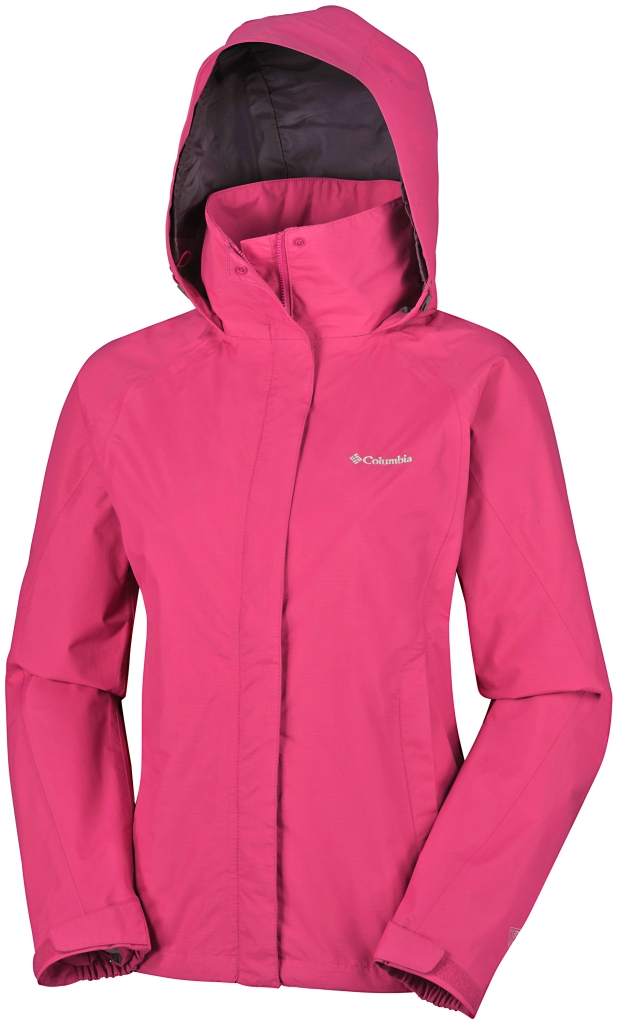 Columbia Venture On II Jacket Bright Geranium-30