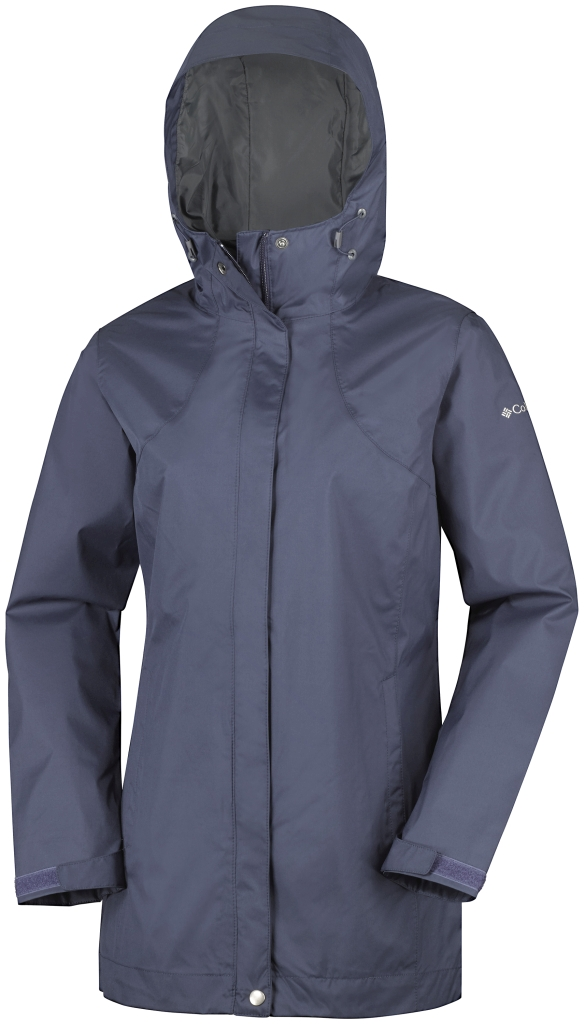 Columbia Splash A Little Rain Jacket Nocturnal-30