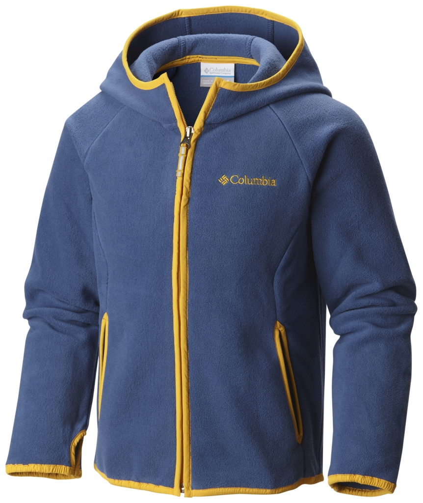 Columbia Fast Trek Hoodie Night Tide, Stinger-30