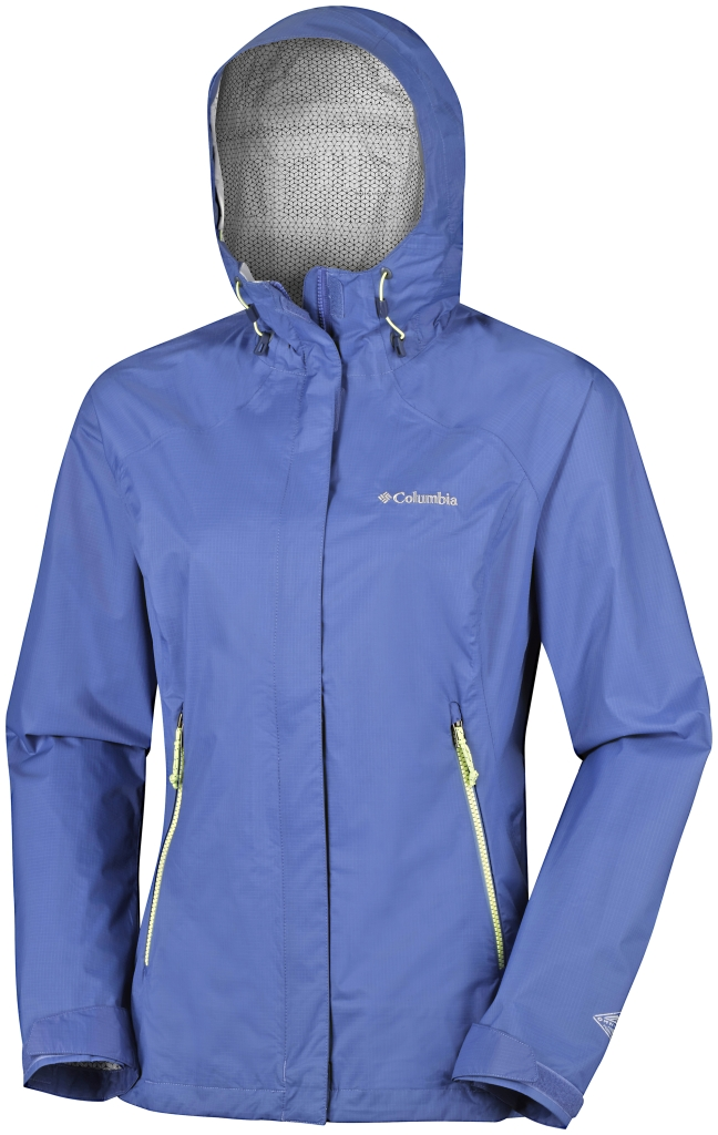 Columbia Rainstormer Jacket Bluebell-30